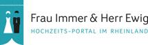 Frau Immer und Herr Ewig Logo