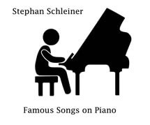 Famous Songs on Piano Stephan Schleiner Logo