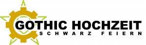 Gothik Hochzeit Logo