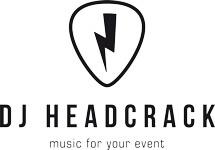 dj heeadcrack logo