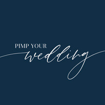 Pimp your Wedding Logo